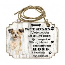 Hondenbordje: Bolonka Zwetna