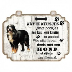 Hondenbordje: Berner Senne